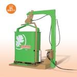 Firewood packaging machine BA 600 T